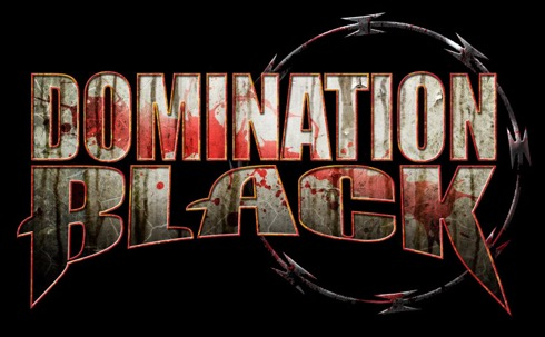 Domination Black - Logo