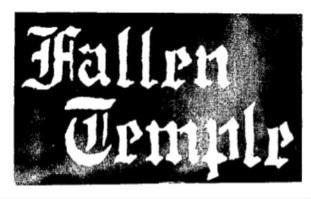 Fallen Temple