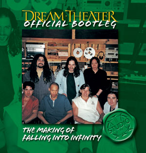 Dream Theater - The Making of Falling into Infinity