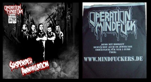 Operation Mindfuck - Suspended Anihilation