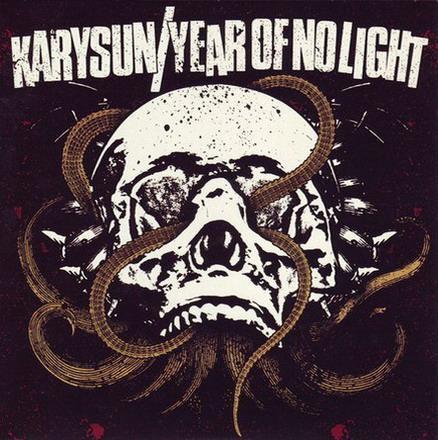 Year of No Light / Karysun - Karysun / Year of No Light