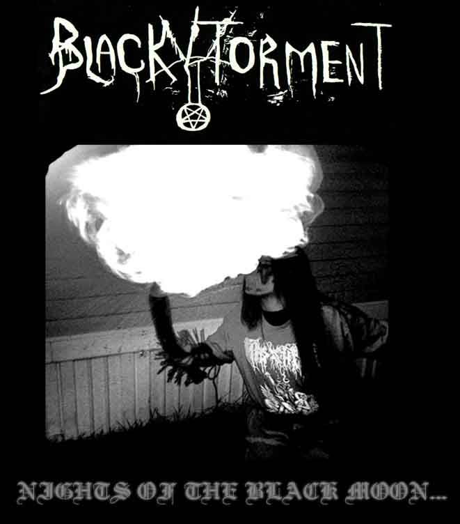 Black Torment - Nights of the Black Moon