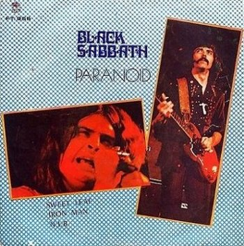 Black Sabbath - Paranoid EP