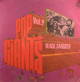 Black Sabbath - Pop Giants: Volume 9