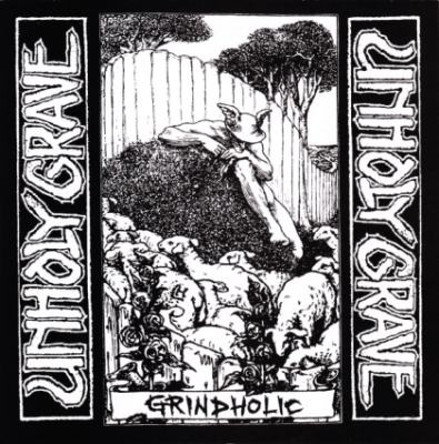 Unholy Grave - Grindholic