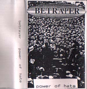 Betrayer - Power of Hate