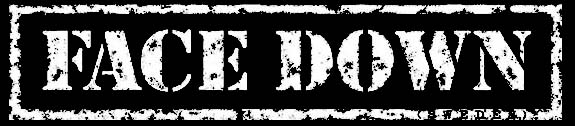 Face Down - Logo