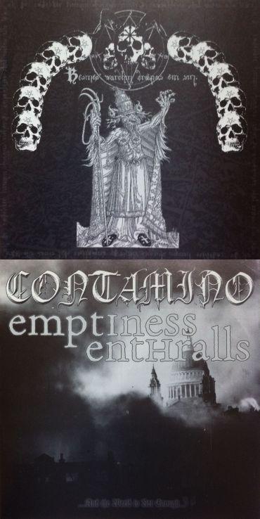 Arckanum / Contamino - Kosmos wardhin dræpas om sin / Emptiness Enthralls