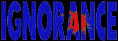 Ignorance - Logo