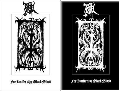 Evil - For Lucifer My Black Blood