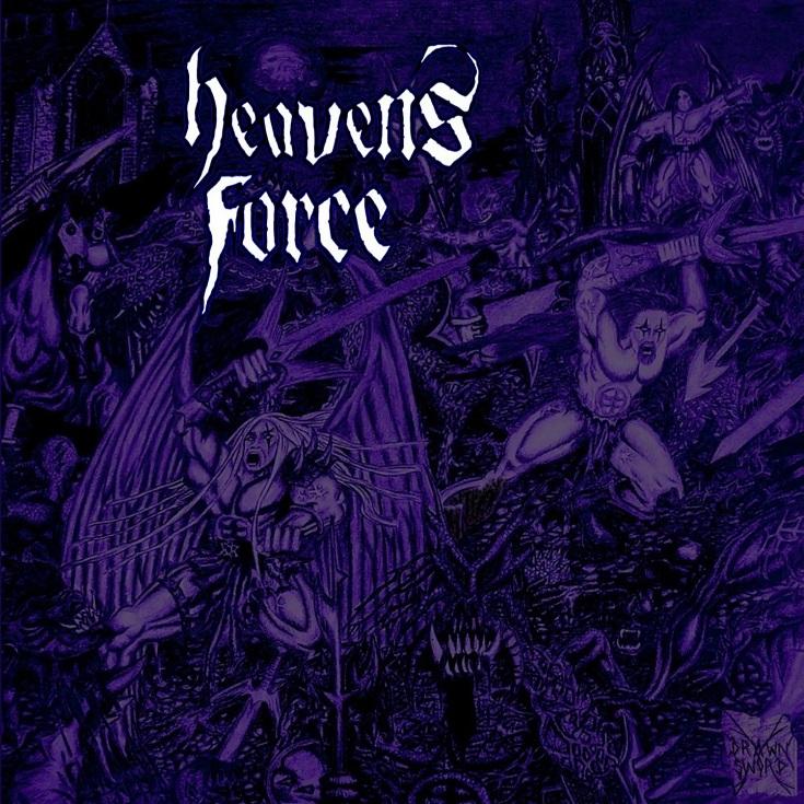 Heaven's Force - Aggressive Angel