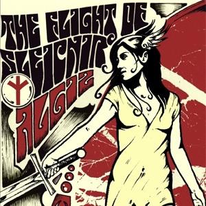 The Flight of Sleipnir - Algiz + Berkanan