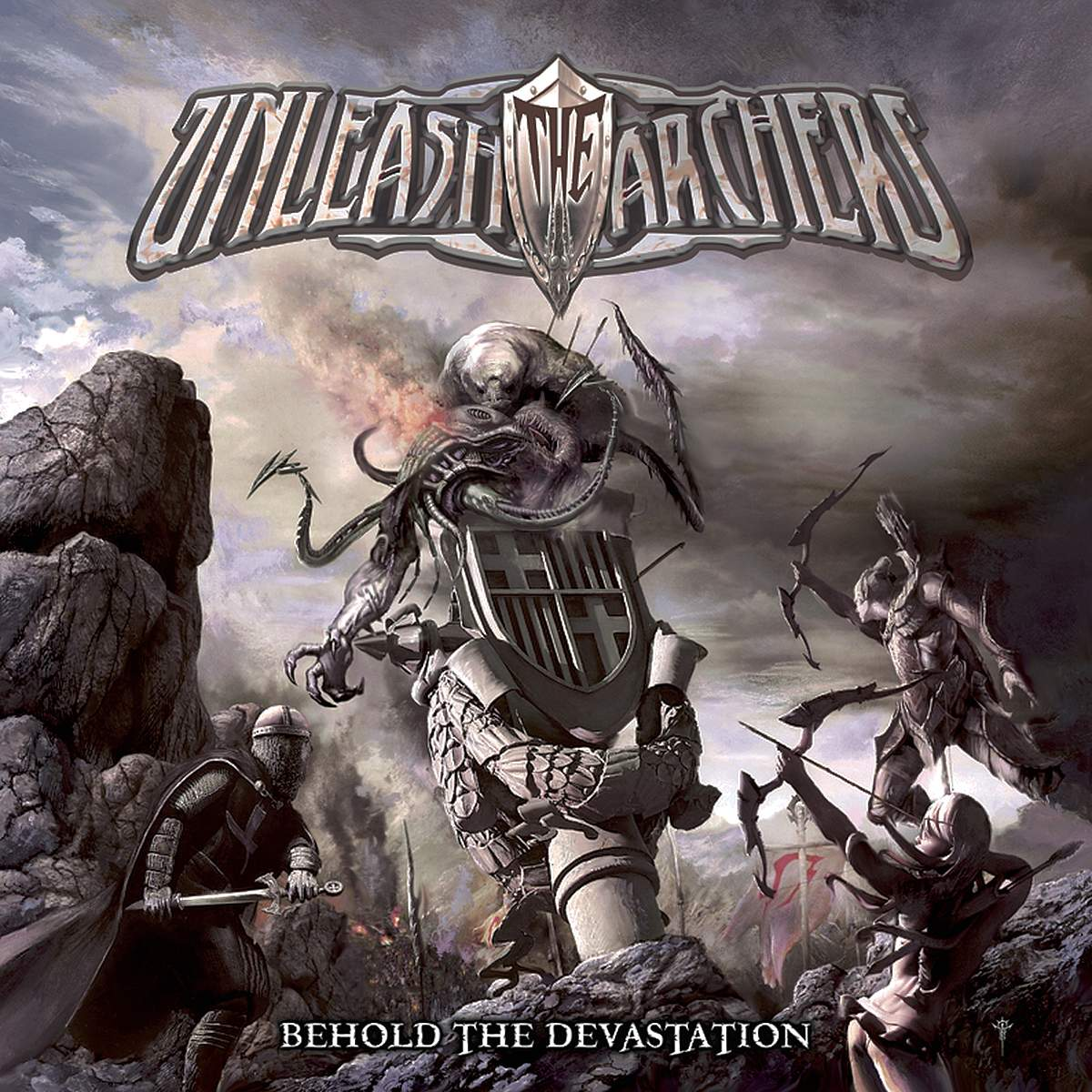 Unleash the Archers - Behold the Devastation