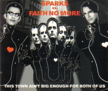 Faith No More - This Town Ain't Big Enough for the Both of Us