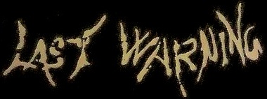 Last Warning - Logo