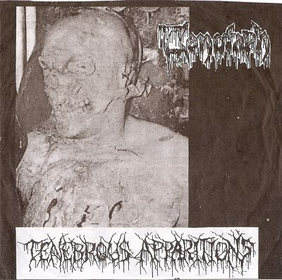 Cenotaph - Tenebrous Apparitions