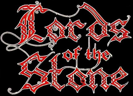 Lords of the Stone - Logo