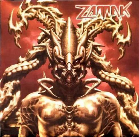 Zamak - Hate Dominion Revenge