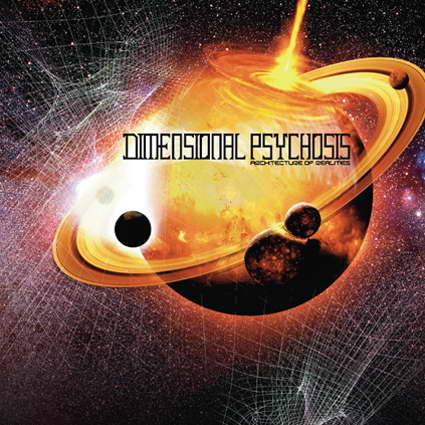 Dimensional Psychosis - Architecture of Realities