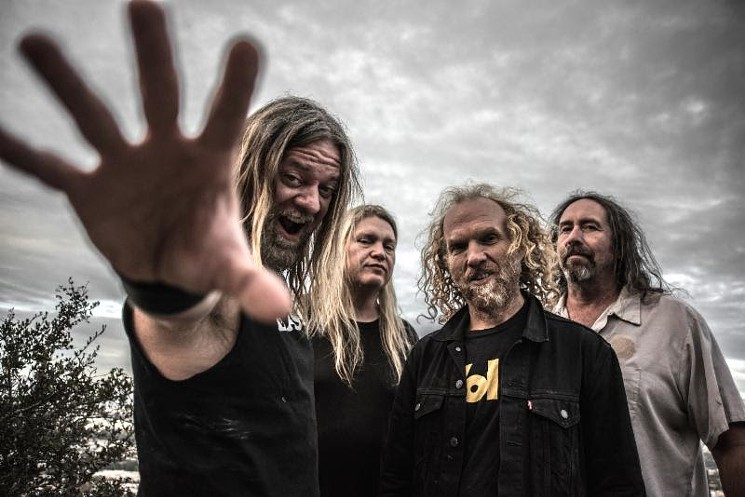 Corrosion of Conformity - Photo