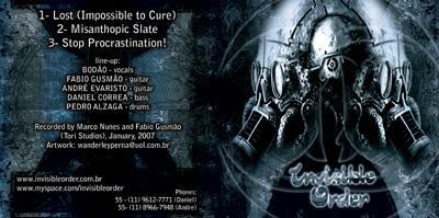 Invisible Order - Promo 2007