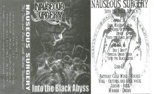 Nauseous Surgery - Into the Black Abyss