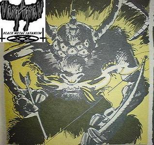 Vargagrav - Black Metal Satanism