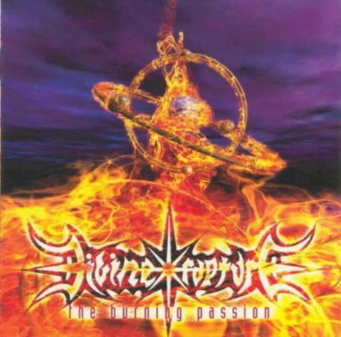 Divine Rapture - The Burning Passion