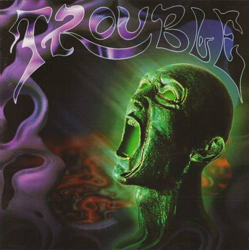 Trouble - Plastic Green Head