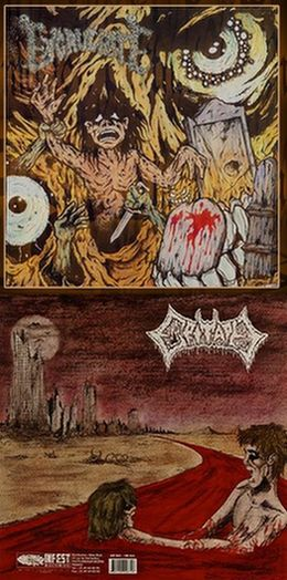 Excruciate / Epitaph - Excruciate / Epitaph
