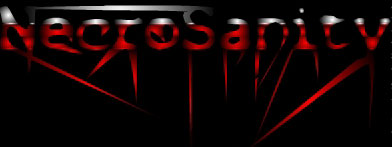 Necrosanity - Logo
