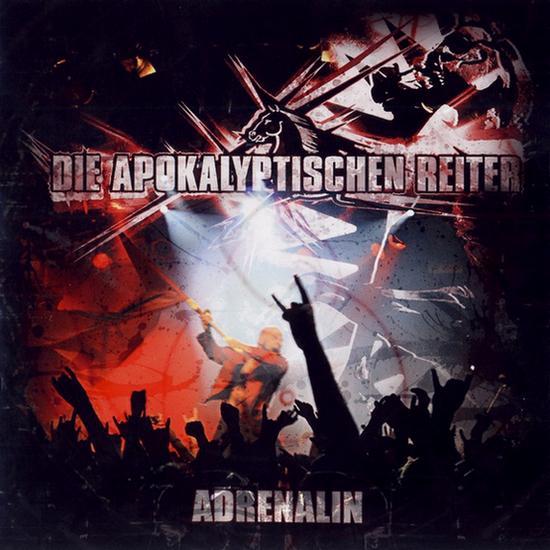Die apokalyptischen reiter adrenalin encyclopaedia for Die apokalyptischen reiter