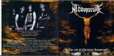 Necrobscure - The End of Christian Hypocrisy