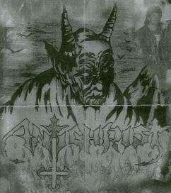Antichrist - Logo