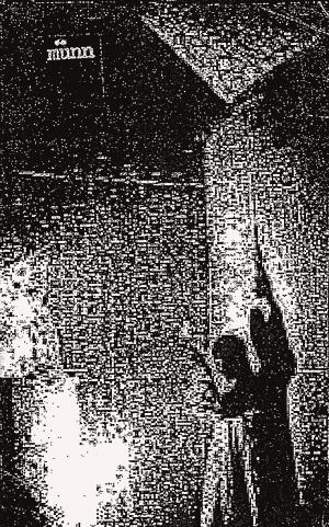 Münn - Selbstmordwald Rehearsal 2/27/08