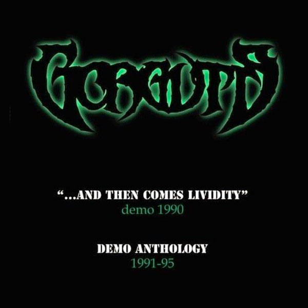 Gorguts - Demo Anthology
