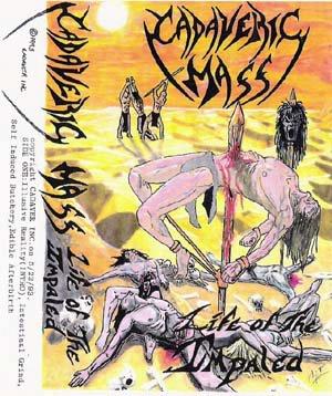 Cadaveric Mass - Life of the Impaled