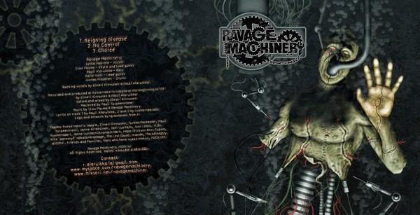 Ravage Machinery - Reigning Disease