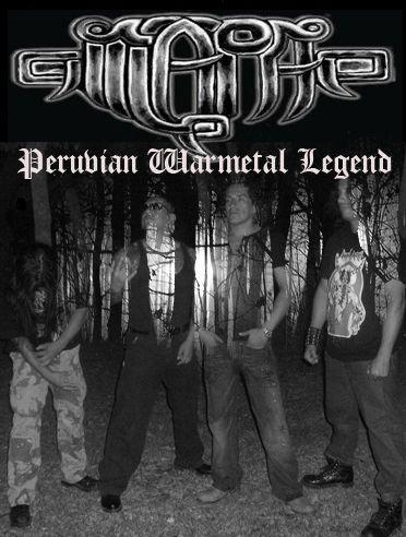 Illapa - Peruvian Warmetal Legend