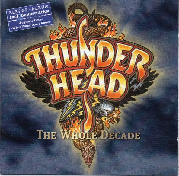 Thunderhead - The Whole Decade
