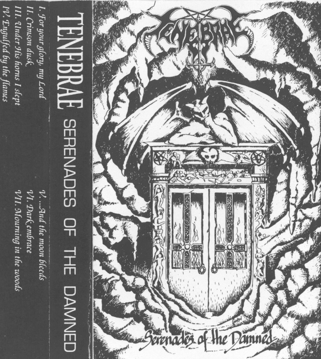 Tenebrae - Serenades of the Damned