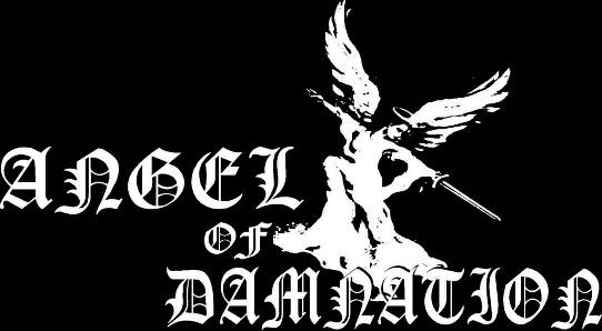 Angel of Damnation - Logo