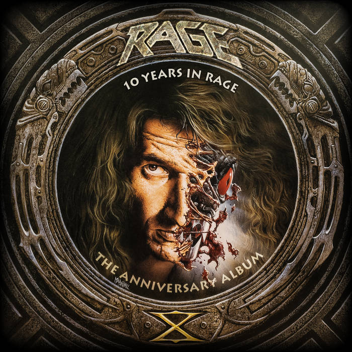 Rage - 10 Years in Rage: the Anniversary Album