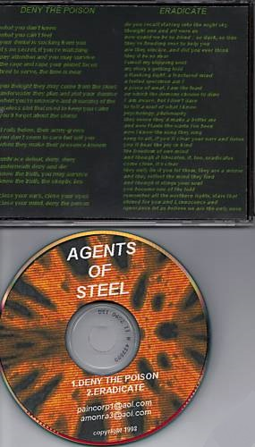 Agent Steel - Agents of Steel 1998 demo