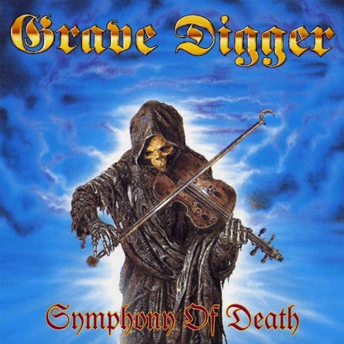 Grave Digger — Symphony of Death (1994) EP