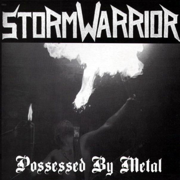 Stormwarrior - Possessed by Metal