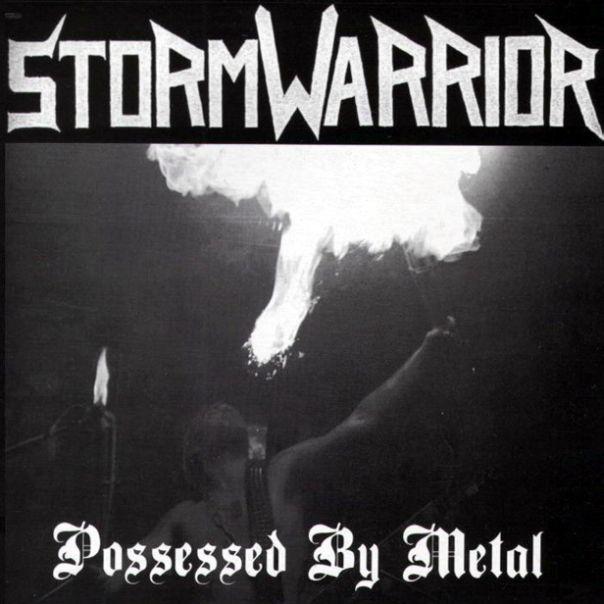 Stormwarrior - Possessed by Metal
