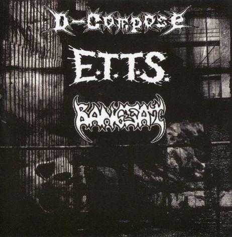 Evicting the Testicular Squatters / D-Compose / Bangsat - D-Compose / E.T.T.S. / Bangsat