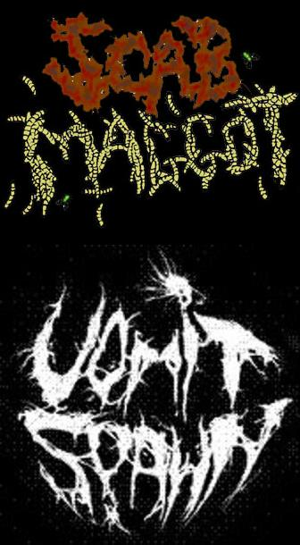 Vomit Spawn / Scab Maggot - Vomit Spawn / Scab Maggot