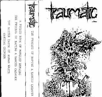 Traumatic - The Process of Raping a Rancid Cadaver